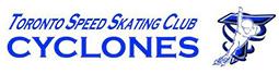 Toronto Speed Skating Club Logo